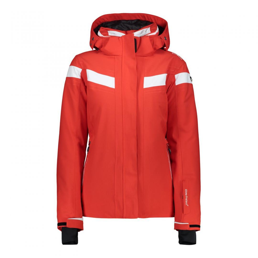 d2cde9893f 2019 Tinker Ladies Ski Jacket Red — Dick s Board Store