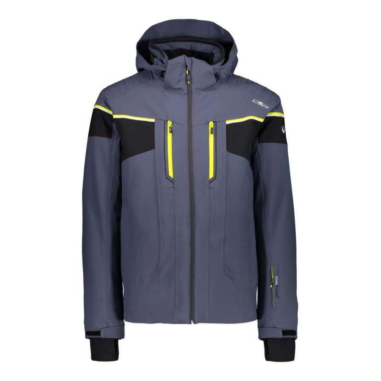 690f0c5bec CMP 2019 Christoph Men s Ski Jacket Grey