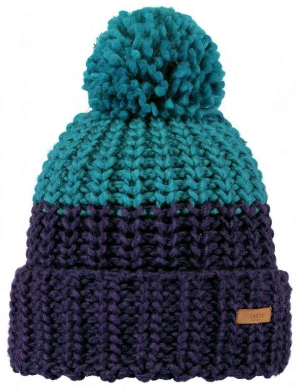 Barts Lester Beanie Hat Dark Celadon