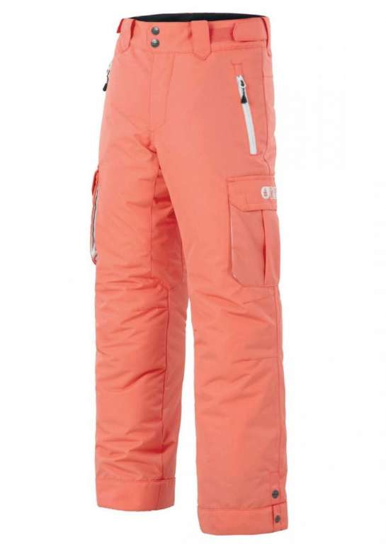 Picture Organic Clothing Picture Object Men's Ski Pant Orange