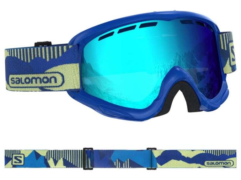626ecb62800 Salomon 2019 Goggles Juke Blue pop Univ. Mid Blue