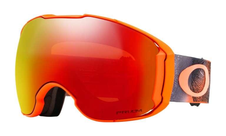 8b05ebd2a80 Oakley 2019 Airbrake XL Snow Goggles Mystic Flow Arctic Surf Prizm Torch    Prizm Black