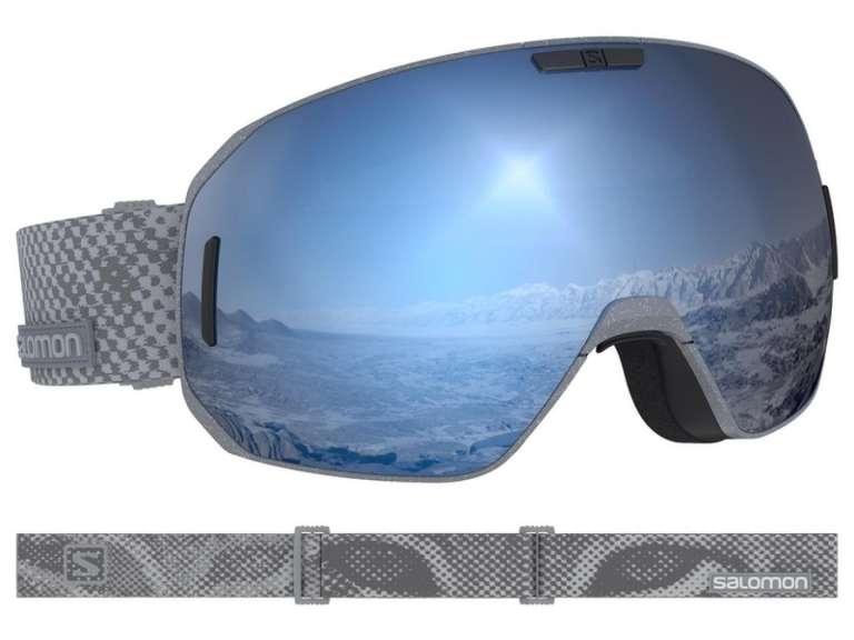 0d13a091ab8 Salomon 2019 Goggles S Max Sigma stone Uni Sky Blue